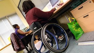 Disability benefit assessments 'unfair', says ex-worker