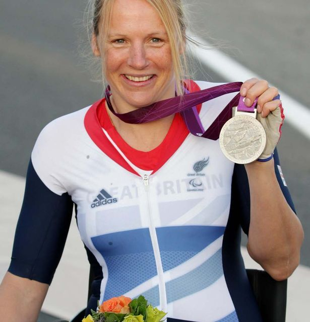 Paralympian Karen Darke to open Scotland's first disabled cycling centre