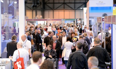Naidex National is a resounding success