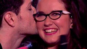 Andrea Begley wins The Voice final