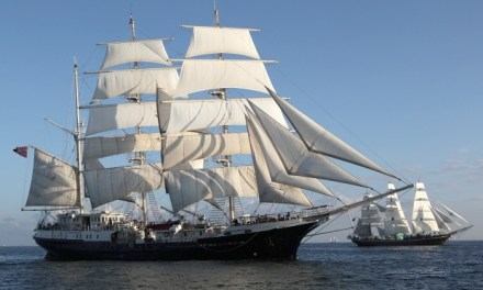 Tall ship with a difference to take part in the Tall Ships Races in July