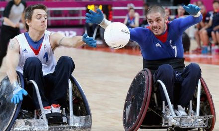Get Inspired: DISABILITY SPORT