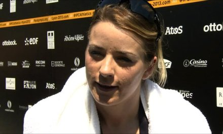IPC Athletics: Josie Pearson wins discus gold at Worlds