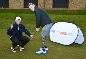 ISPS HANDA PGA Academy Programme  - Friday 1st March  2013 - Newport
