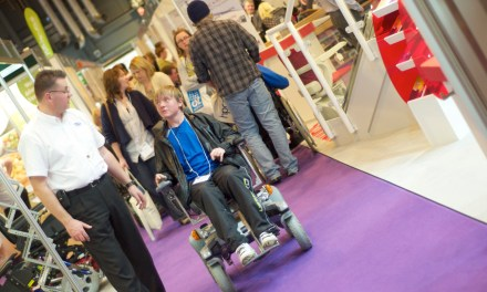 Biggest conference to date at Naidex Scotland 2013