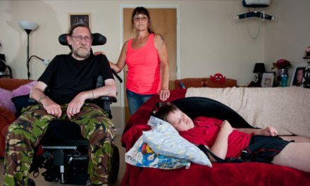 'Bedroom tax' puts added burden on disabled people