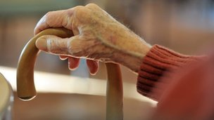 Concern over home care worker 'poor' conditions