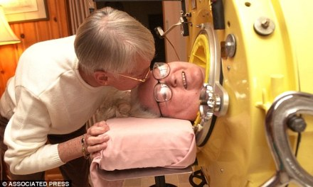 The woman who lived inside a tube for 61 YEARS: 'Iron lung' breathed for her – and she still managed to hold dinner parties and graduate with first-class honours