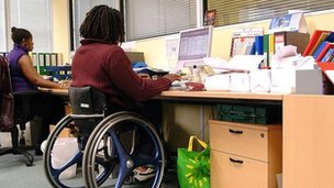 Disabled people win living fund case against government