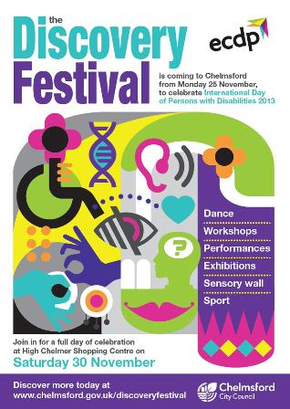 Chelmsford celebrates disability