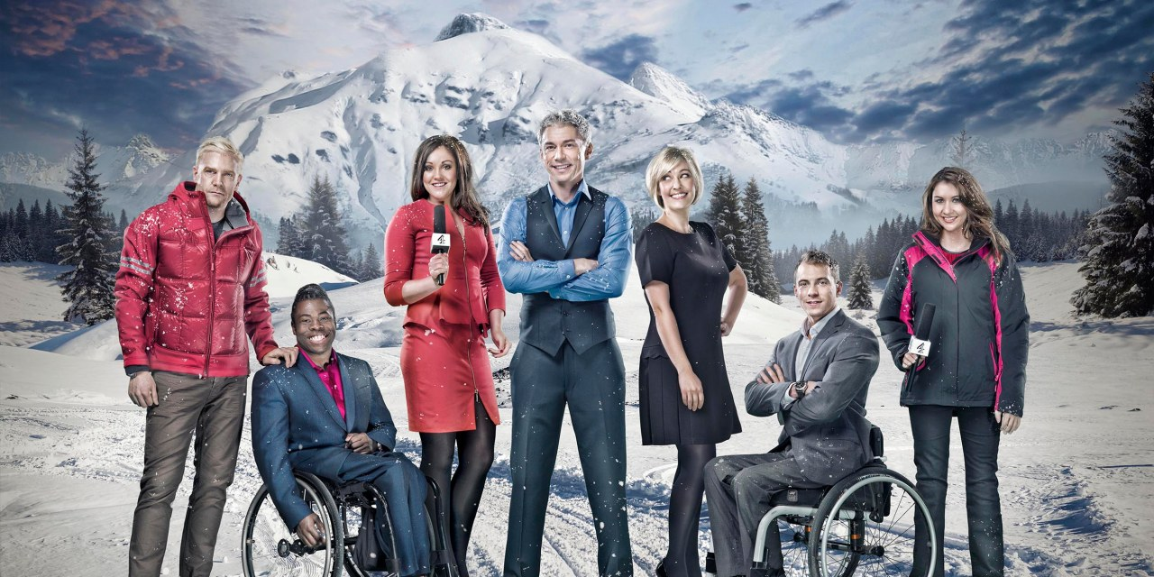 Channel 4 to broadcast 150 hours of coverage from Sochi 2014 Winter Paralympics