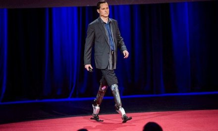 Ted 2014: Meeting the real bionic man