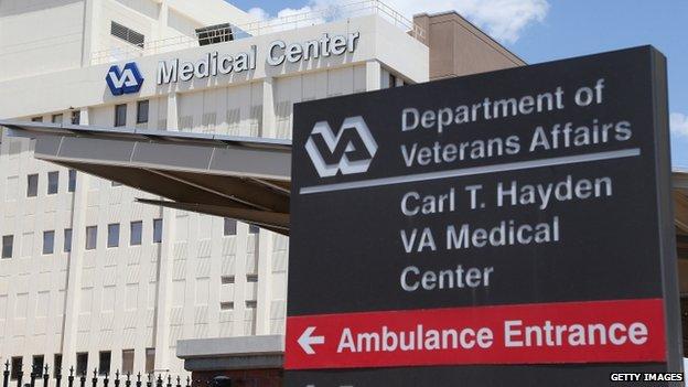 US veterans waited 115 days for care