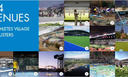 Check out the venues for the Commonwealth Games