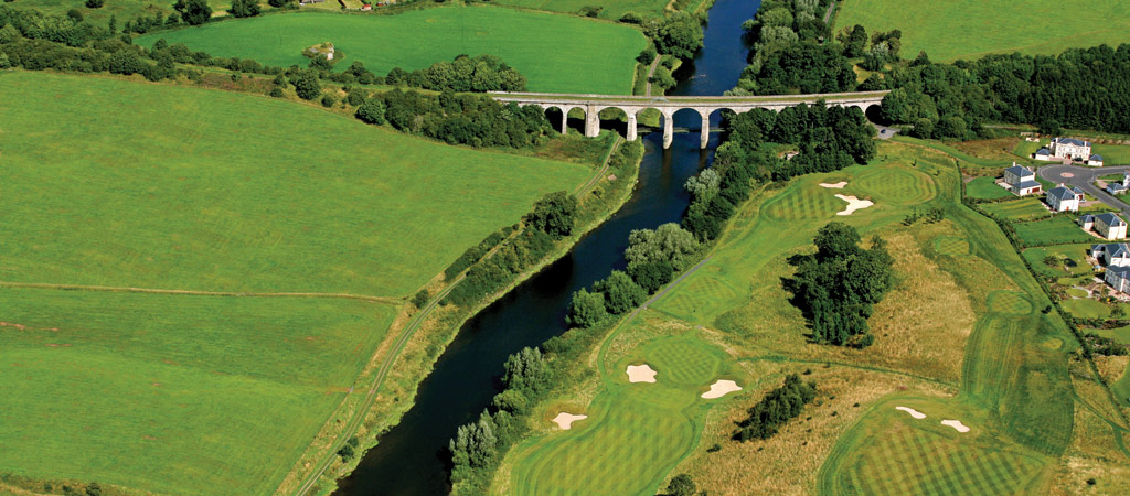 Roxburghe to host new disabled golf Ryder Cup