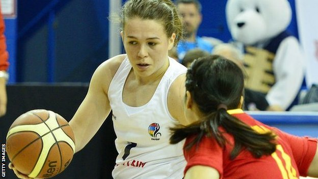 GB women into World Championship quarters