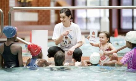 Adlington backs new Deaf-Friendly swimming