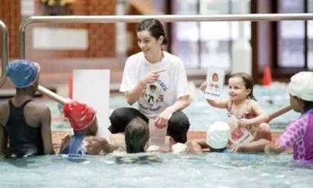 Adlington backs new Deaf-Friendly swimming