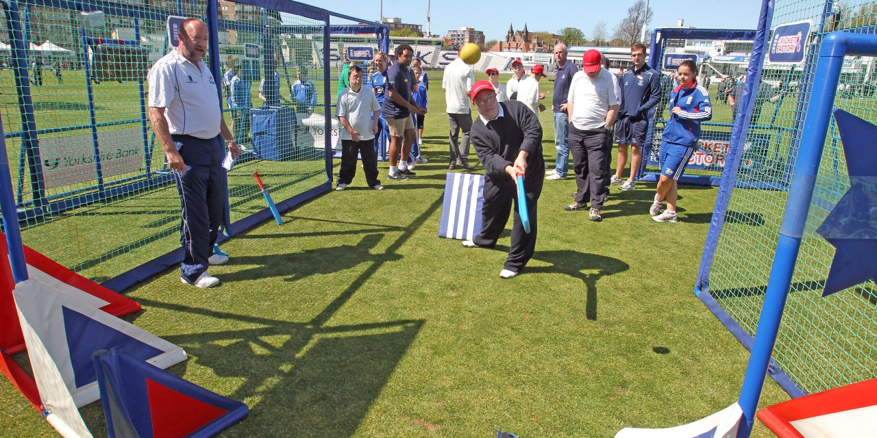 Disability Day at Sussex County Cricket Club