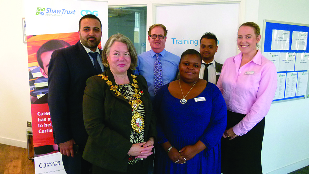 Week to remember at Shaw Trust