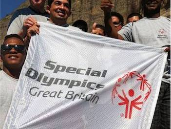 World Cup rivalry on hold for Special Olympics in Rio