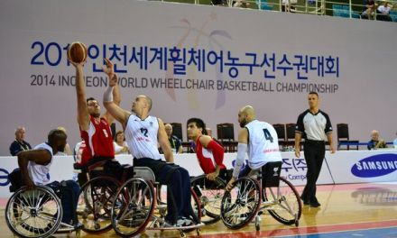GB men's basketballers notch up fourth win at World Champs
