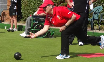 Civil war survivor Rosa Crean targets bowls gold