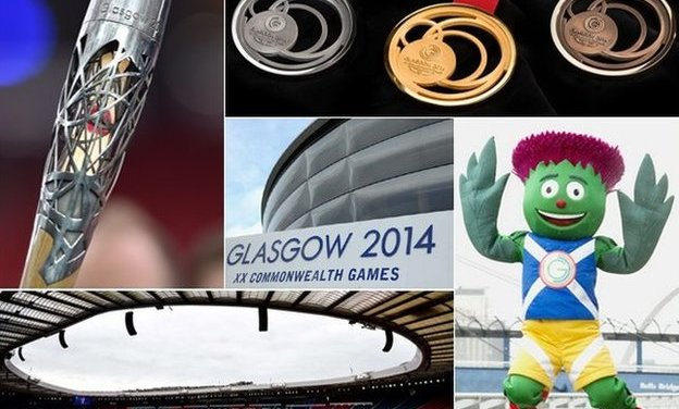 Glasgow ready for 2014 Games opening