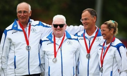 Scotland win Para-sport bowls silver