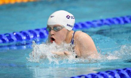 Erraid Davies, 13, earns bronze medal in pool