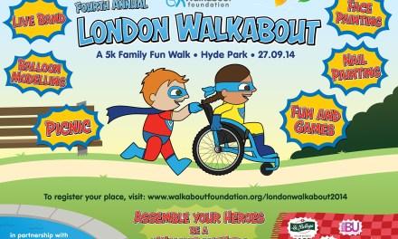 London Walkabout 2014