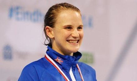 Steph Slater wins two golds in Eindhoven