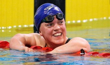 Ellie Simmonds breaks her own world record in 200m medley
