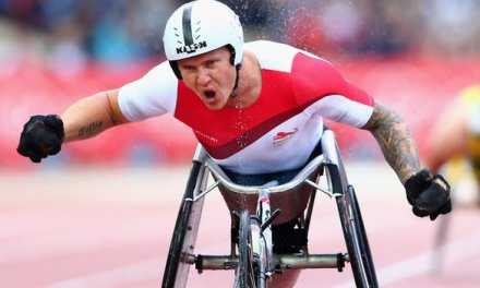 David Weir out with tendonitis