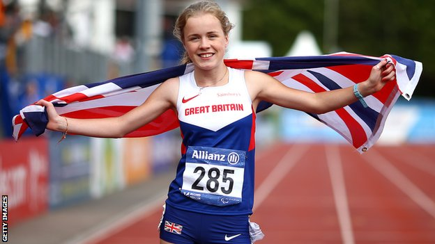IPC European Championships: Second gold for Maria Lyle, 14