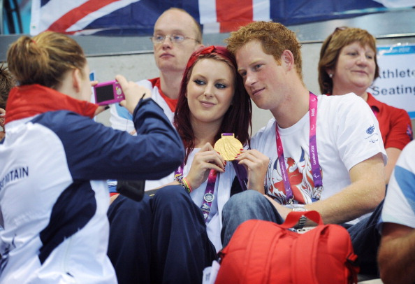 Prince Harry and Earl of Wessex to support British National Paralympic Day