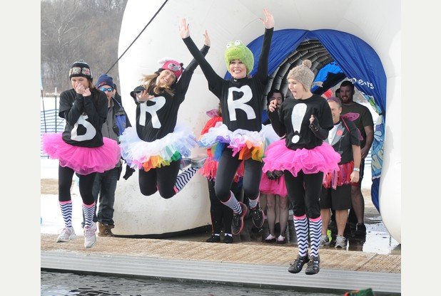 Special Olympics GB Launches Polar Plunge To Raise Vital Funds
