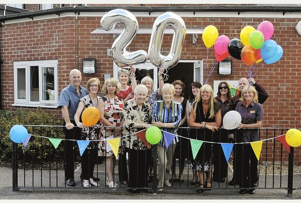 SNAP at 20: Vital charity celebrates significant milestone