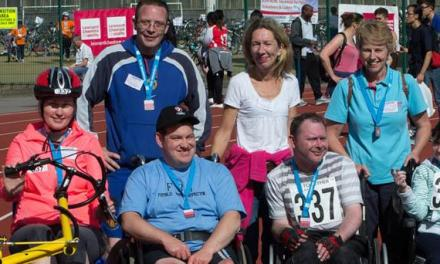 Triathlon success at Tri Together London 2014