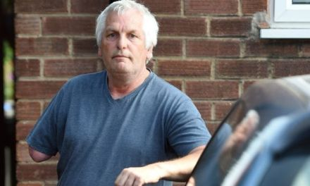 One-armed man 'must lose ANOTHER limb' to keep his disabled parking permit