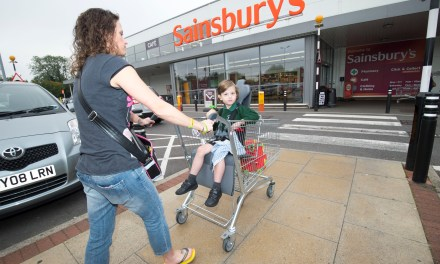 Sainsbury's to introduce hundreds of new shopping trolleys developed with parents of disabled children