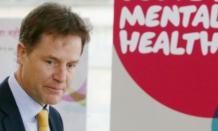 Nick Clegg unveils first mental health waiting targets