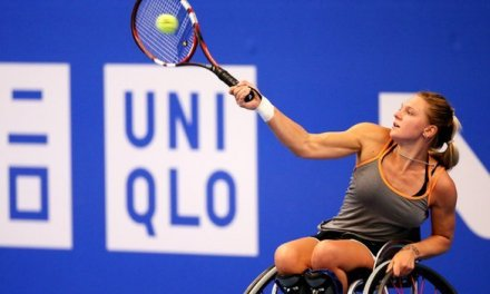 Jordanne Whiley beats Ellerbrock at Wheelchair Tennis Masters