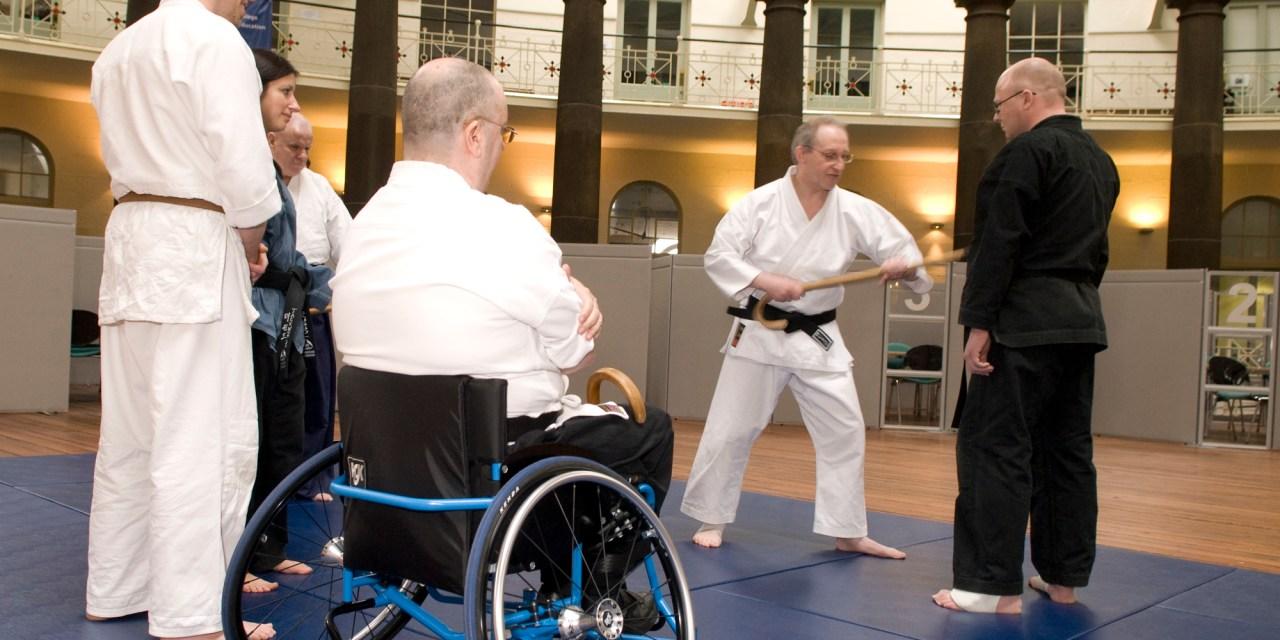 War veteran Simon Weston to speak at University's Disability History Month
