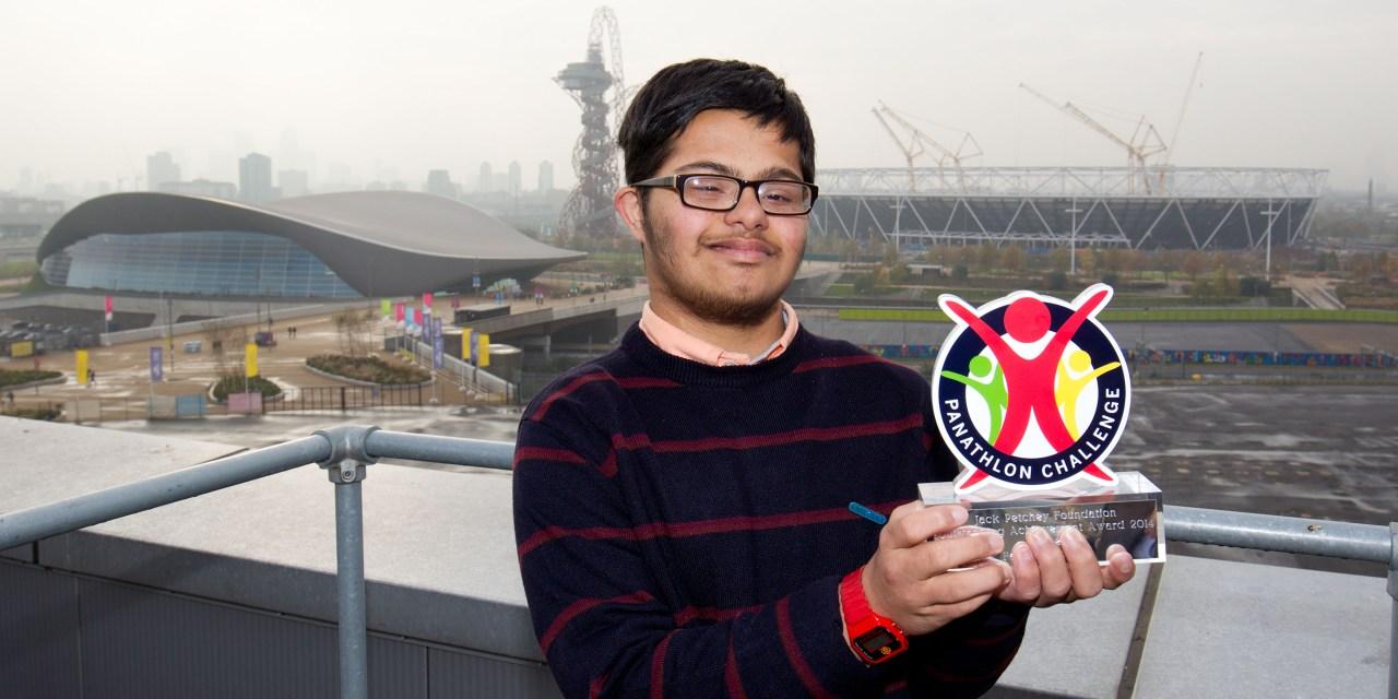 Inspirational Ilford teenage crowned Panathlon champion