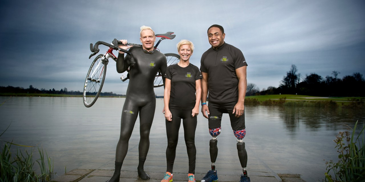 Introducing the Para Tri Series – breaking new ground in mass-participation sport