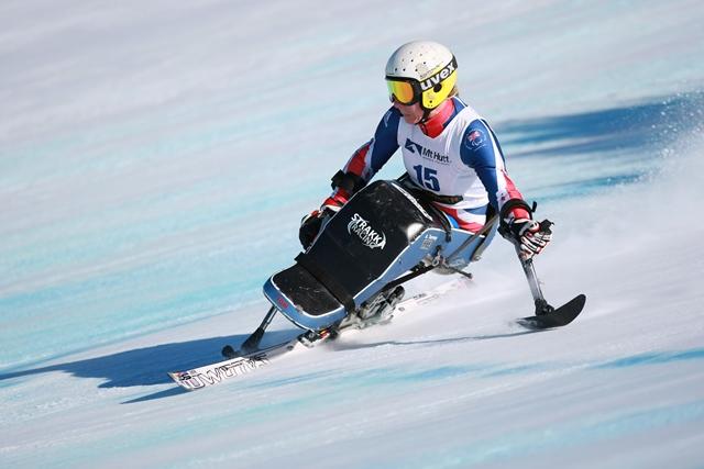 Paralympian becomes first Ambassador for Heart of England Mencap