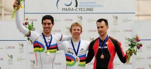 Newport Para-cycling International 2015