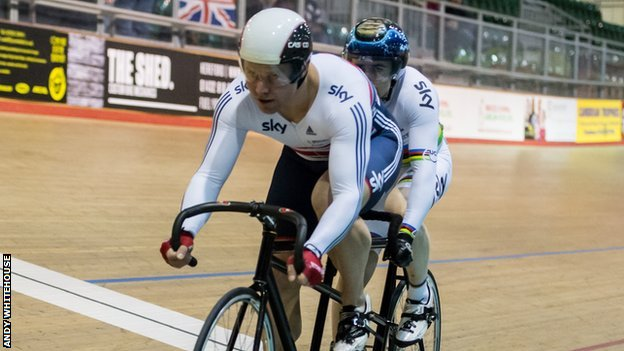 Para-cycling: GB enjoy medal success in Newport