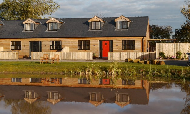 Win a week's holiday with Brickhouse Farm Cottages